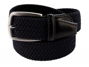 BELT ELASTIC NAVY ZKJ043