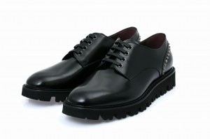 SHOES 19006-NG.ALB NERO