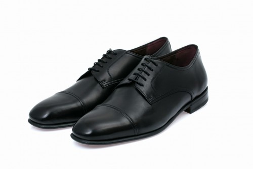 SHOES 18235-NCV.ALB NERO